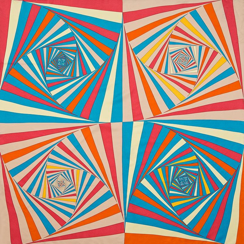 Нарисованные платки 2