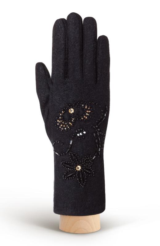 Вышивка бисером на перчатках