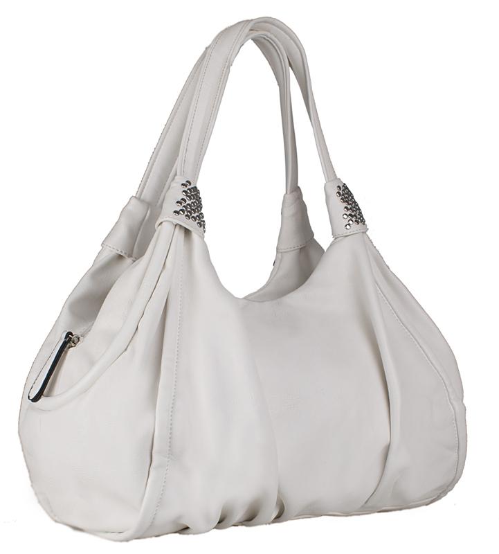 Белые женские сумки