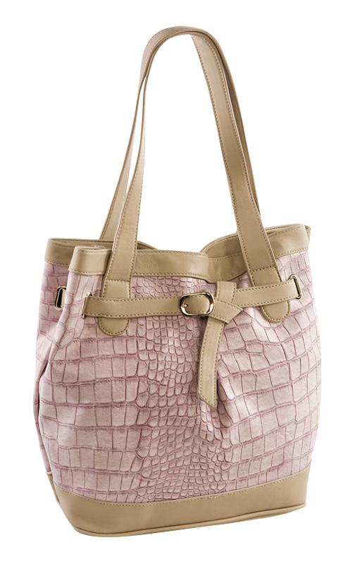 Летняя женская сумка Felicita, выполненная из искусственной кожи с...