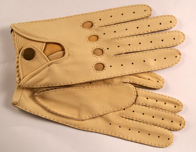 Перчатки своими руками мужские
