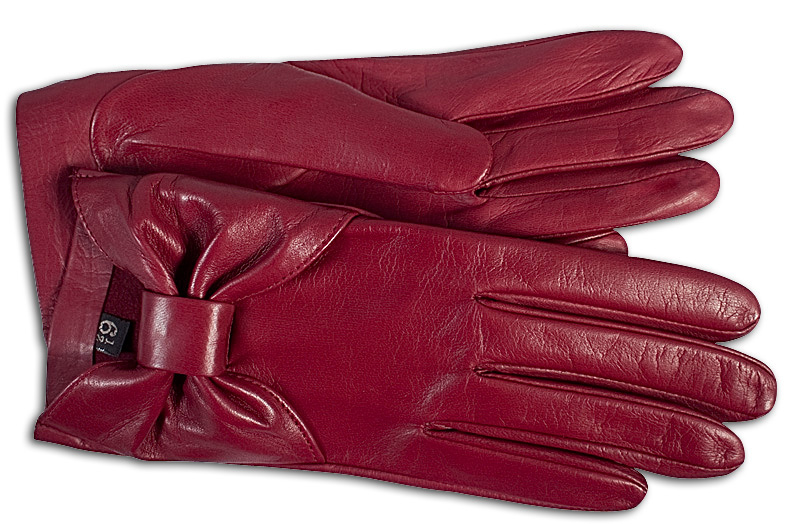 Красивые перчатки женские