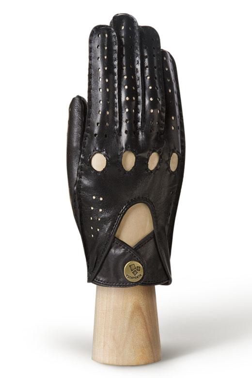 Мужские кожаные автомобильные перчатки - Мир перчаток