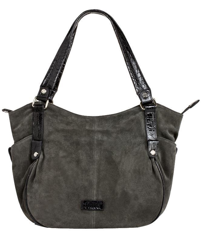 Seriousasahtexon — Замшевые серые сумки 82e891f45f6e9