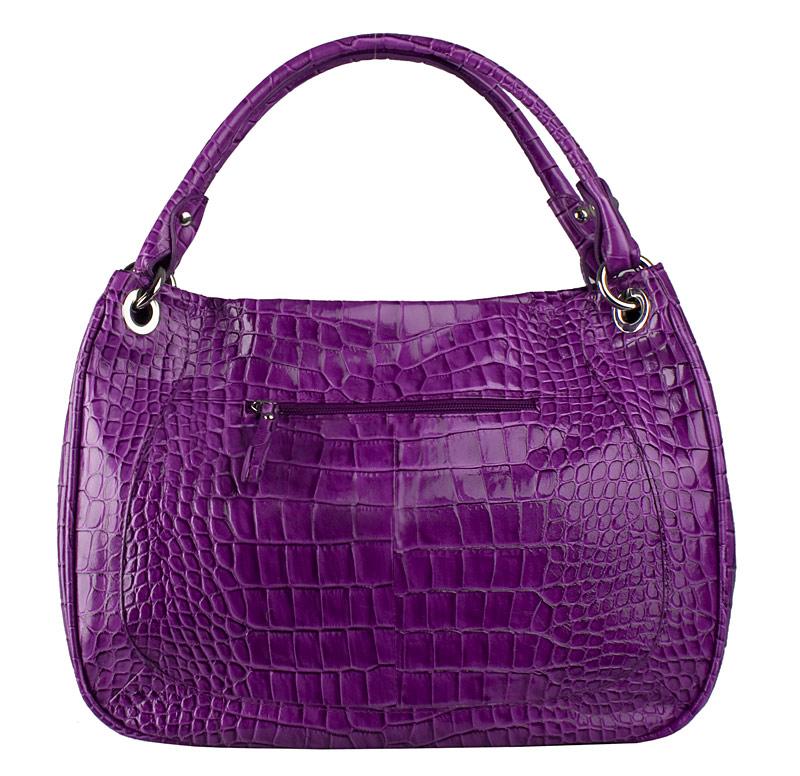 Фиолетовая сумка женская купить в интернет