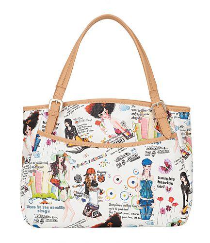 Женская сумка FELICITA выполнена из искусственной кожи...