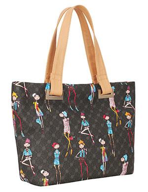 Женская сумка FELICITA выполнена из искусственной кожи черного цвета с...