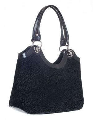 Замшевая сумка Gilda Tonelli Артикул: 4311.