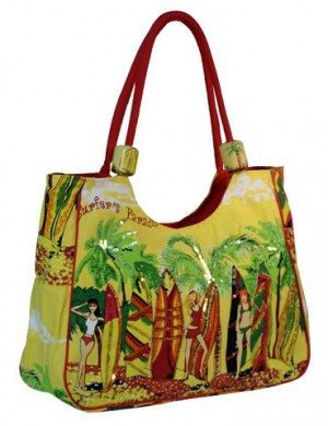 Комментарий: пляжная сумка выкройка