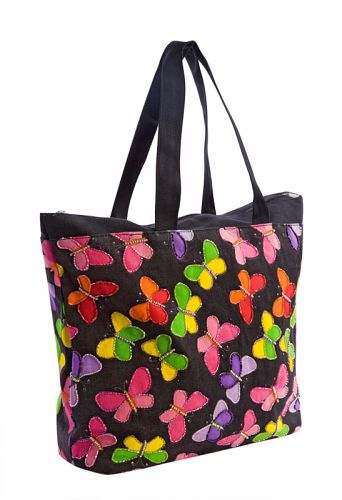 Летние сумки своими руками из ткани.