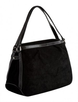 Замшевая сумка Eleganzza ZG-9275.  Кожаная сумка Eleganzza ZB-3716M.
