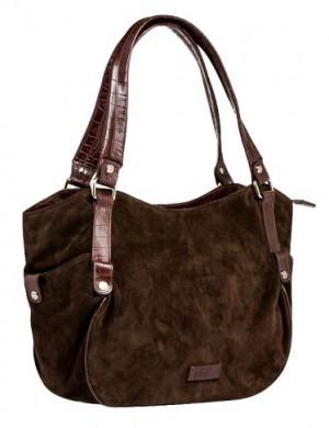 Замшевая сумка Palio 10679PW1 - купить, отзывы, обзоры.