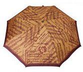 Зонт полуавтомат<br /><br />  Артикул: ZZ23<br /><br />  Верх: 100% полиэфир