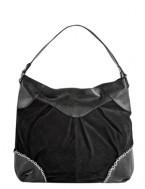 Женская сумка Eleganzza классического черного цвета